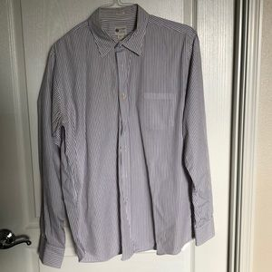 J crew tailored fit button down